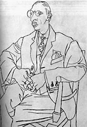 Stravinsky_picasso