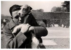 Poulenc and Dog