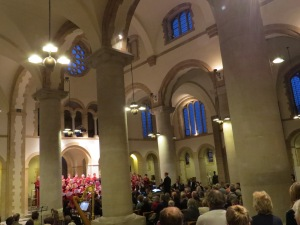 Portsmouth Cathedral concert