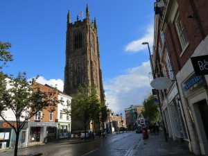 Derby Cathedral, the hometown of our Principal Conductor, Stephen Layton