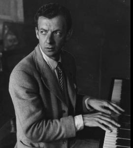 Britten in 1946