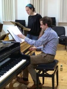 Mara Rehearse