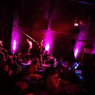 CLoSer at Village Underground. Image provided via Twitter by @byronic
