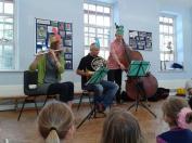 Workshops for Lullaby Concert Tour