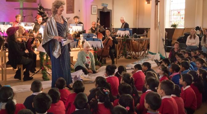 CLS Patron, Dame Felicity Lott on BBC Radio 3 In Tune