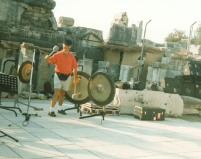 Selection of photos from tour to Turkey, early 2000s