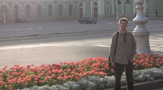 ÉMIGRÉ STORIES: Vladimir Naumov