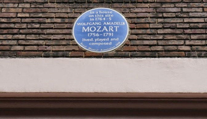 Blue Plaque tour of Georgian London
