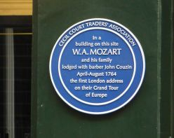 Mozart Cecil Court