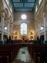 Rehearsals all go for Georgian London concert on Tuesday 16 June