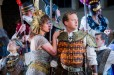 Heather Shipp as Amneris and Peter Auty as Radamès Photographer - Robert Workman
