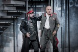 Simon Thorpe as Manfredo and Mikhail Svetlov as Archibaldo Photographer - Robert Workman