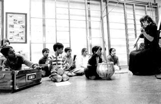 Spitalfields Festival Education Programme 1990