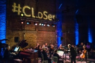 CLoSer: Debussy, Copland and Dance. Village Underground. Tuesday 22 September 2015. © James Berry