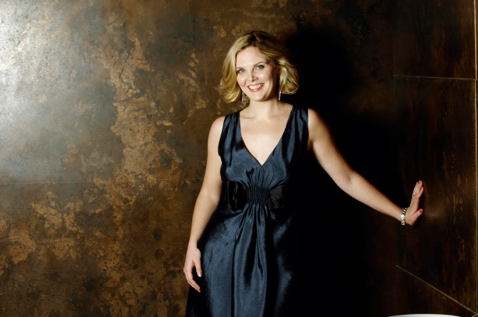 Elin Manahan Thomas on BBC In Tune