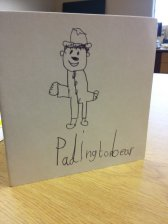 Paddington card 2
