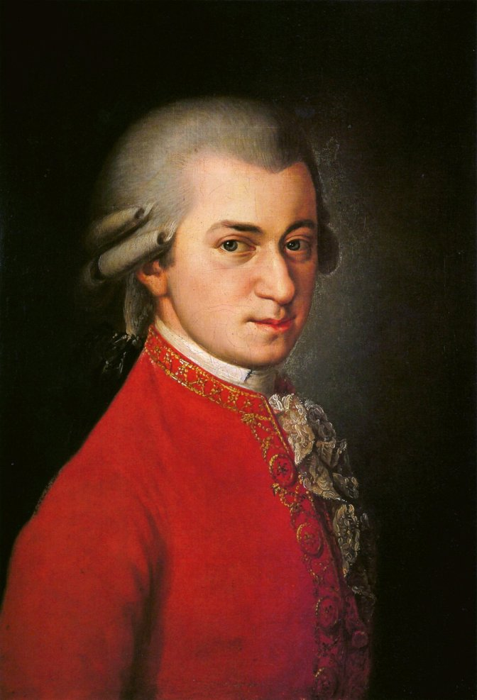 Leopold and Wolfgang Amadeus Mozart