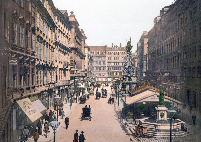 1900s Vienna – a who's who