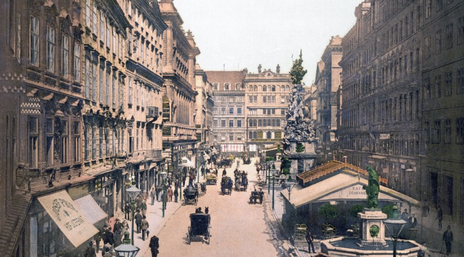1900s Vienna – a who's who