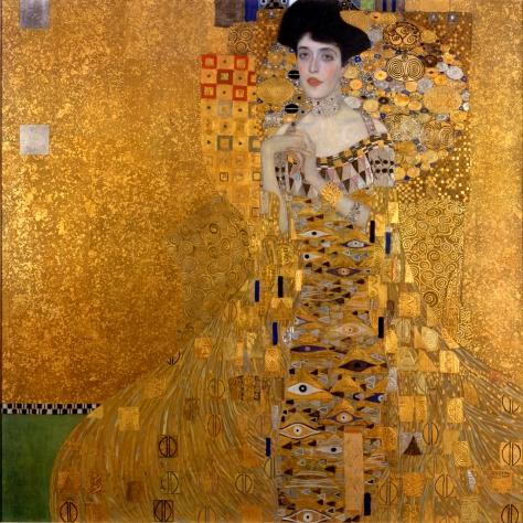 Gustav_Klimt_Adele Bloch Bauer 1907