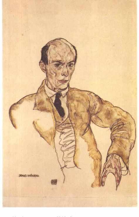 Schiele_Arnold_Schönberg_._1917