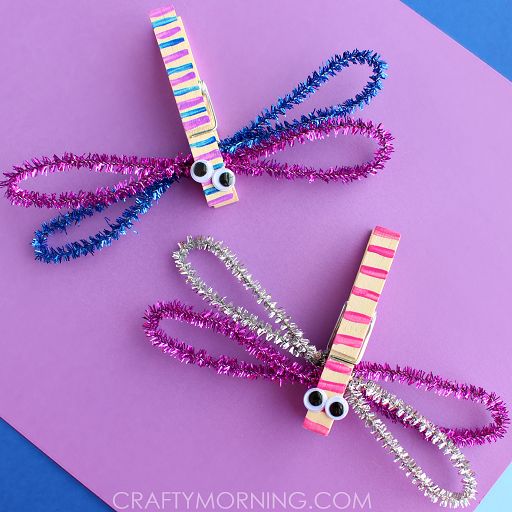 clothespins-pipe-cleaner-dragonflies-kids-craft
