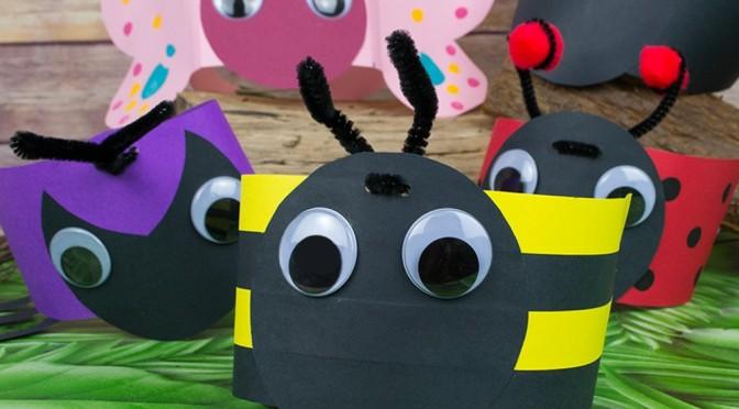 7 Crafty Garden Activities for Kids