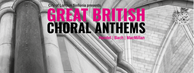 Matthew Swan: Great British Choral Anthems