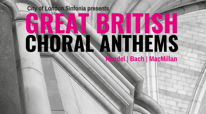 Matthew Swan: Great British Choral Anthems