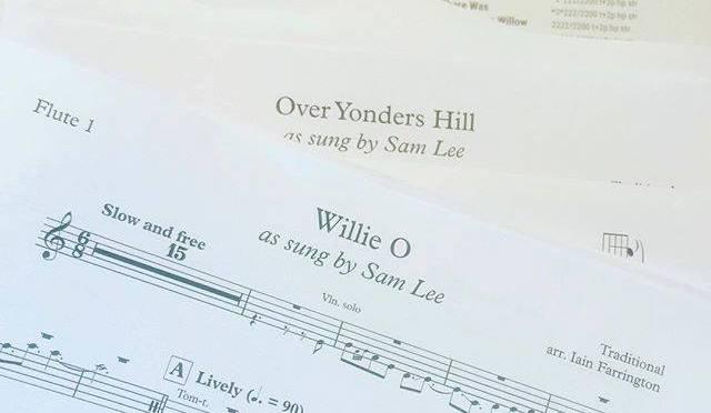Iain Farrington: Song Arranger