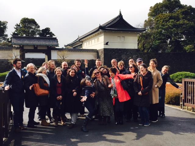 Japan tour day 1!