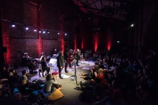 CLoSer: The Soldier's Tale, Village Underground, 5 April 2017.