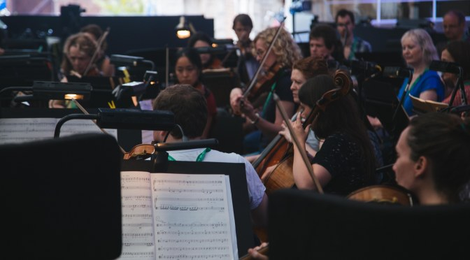 Opera Holland Park 2017: Kát'a Kabanová and Zazà
