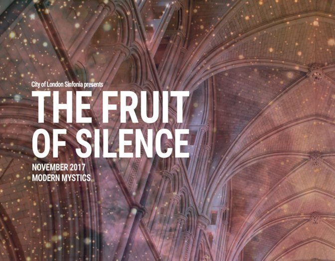 Your guide to The Fruit of Silence