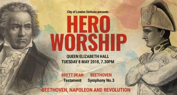 Hero Worship at the Queen Elizabeth Hall