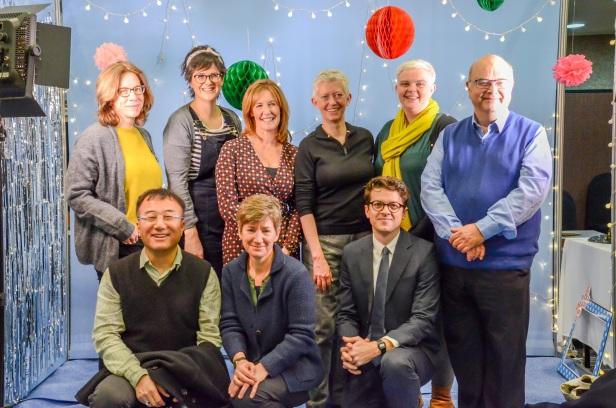 Creative Ageing UK Delegates 2017
