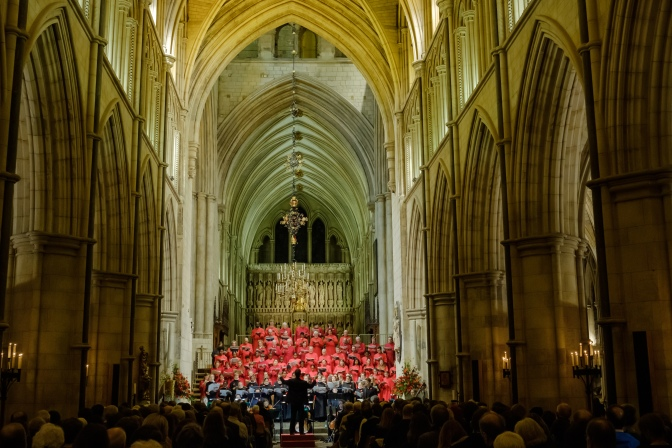 WWI Centenary concert in pictures