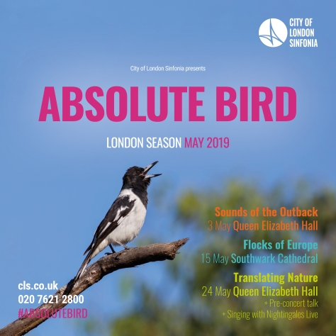 CLS presents Absolute Bird