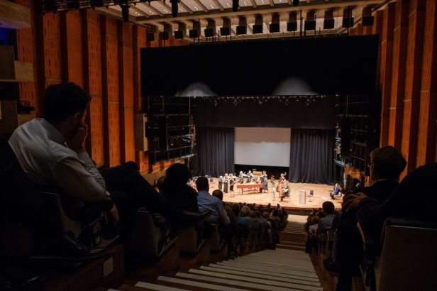 Concert at Queen Elizabeth Hall