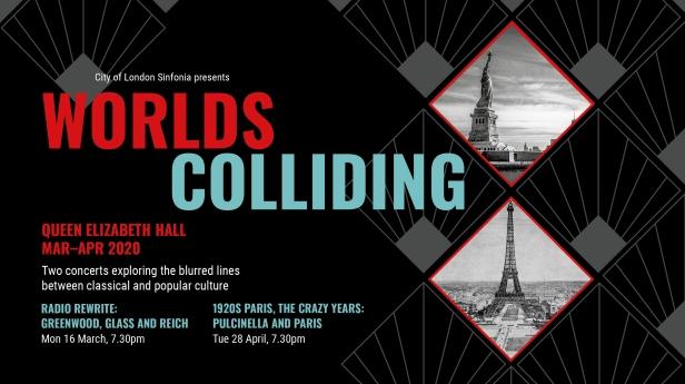Worlds Colliding series