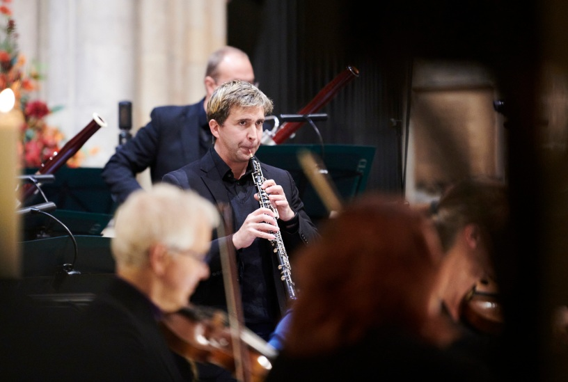Dan Bates (oboe)