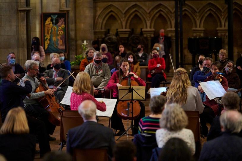 City of London Sinfonia Mendelssohn Octet