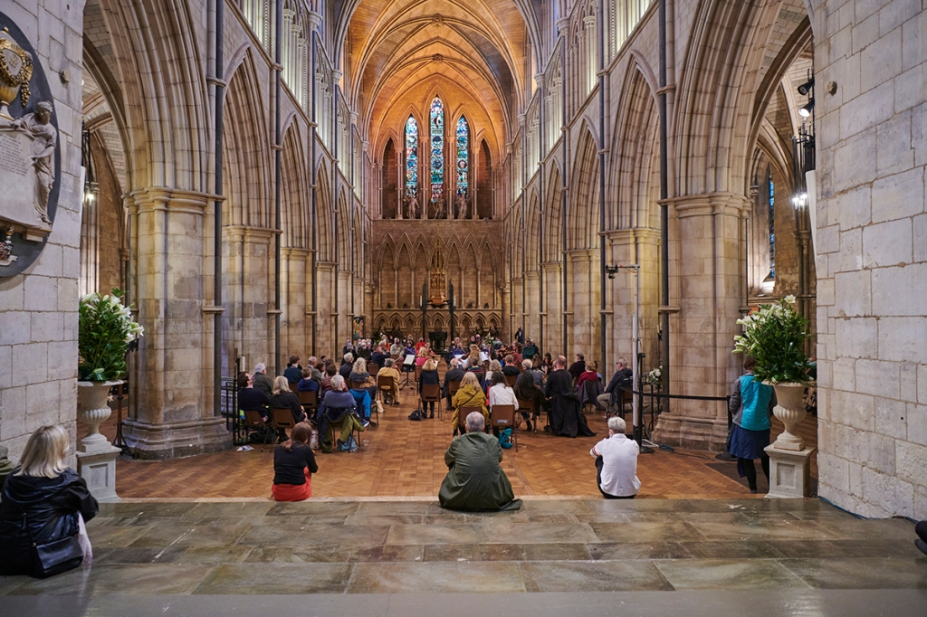 CLS at Southwark Cathedral